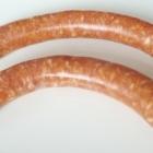 Chipolatas de porc au piment d'espelette