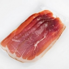 Jambon de porc tranché