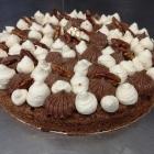 Fantastik chocolat-noix de pécan-sirop d'érable (avec ou sans gluten)