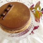 Entremets Fraîcheur chocolat (avec ou sans gluten)