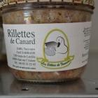 RILLETTES DE CANARD - Ferme Troussin
