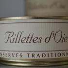 RILLETTES D'OIE - Ferme de Castagnet
