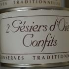 GESIERS D'OIE CONFITS - Ferme de Castagnet