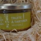 TRUITE A TARTINER Massalé - Ferme du Ciron