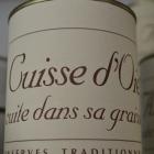 CUISSE D'OIE CONFITE - Ferme de Castagnet