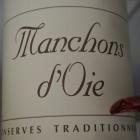 MANCHONS D'OIE CONFITS - Ferme de Castagnet