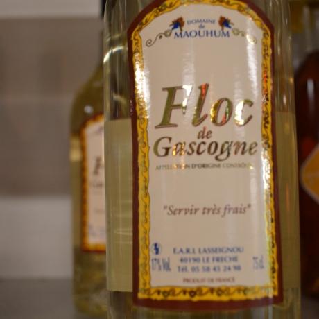 FLOC DE GASCOGNE BLANC - Domaine Maouhum
