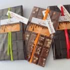 Assortiment de 3 tablettes de chocolat
